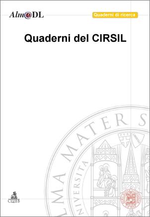 Quaderni del CIRSIL